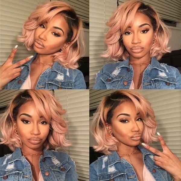 Blush Pink Hair Treasure Es Photo Beautylish