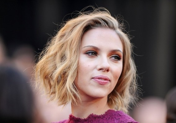 Αποτέλεσμα εικόνας για scarlett johansson hair