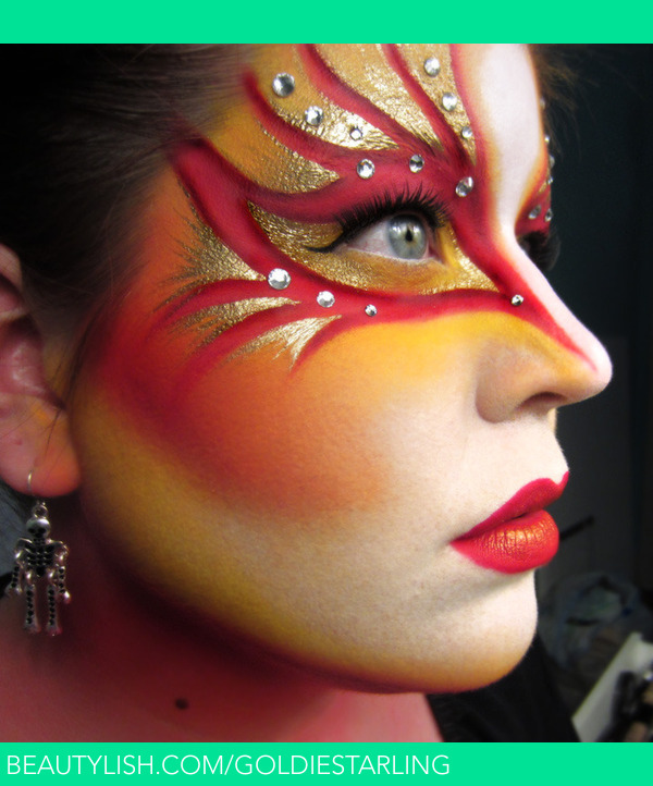 Worlds Away Goldie Ss Goldiestarling Photo Beautylish