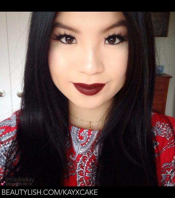 Mac Sin Lipstick Kay C S Kayxcake Photo Beautylish