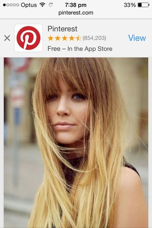 What Ombrbalayage Would Suit Me Beautylish