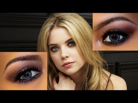 lust hanna marin of pll inspired makeup airahmorena08 video beautylish