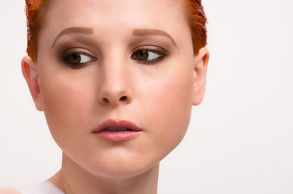 See How Altering The Shape Of Your Brows Can Change Your