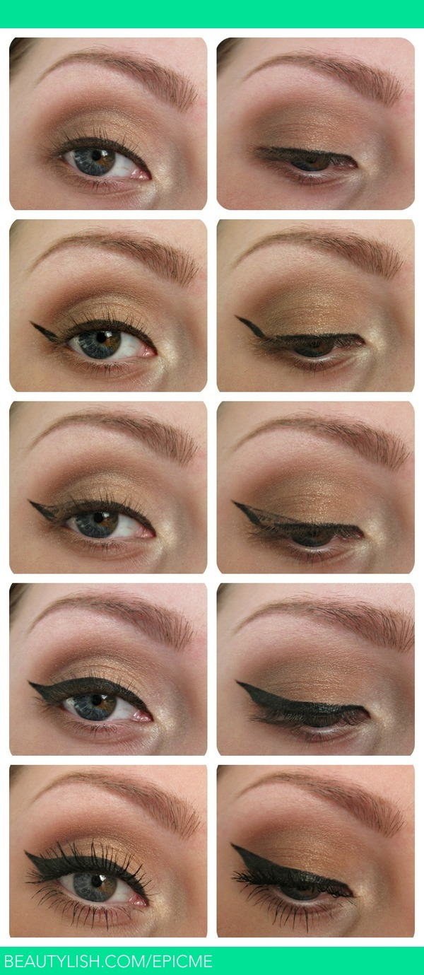 Eyeliner Tutorial Camilla Ns Epicme Photo Beautylish