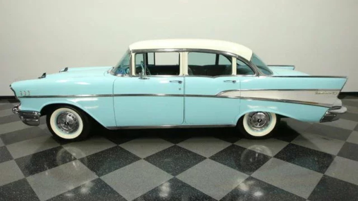 Me & a \'57 Chevy - Bigg & JuCee