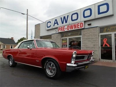 Pontiac Muscle Cars and Pony Cars for Sale   Classics on Autotrader 1965 Pontiac GTO