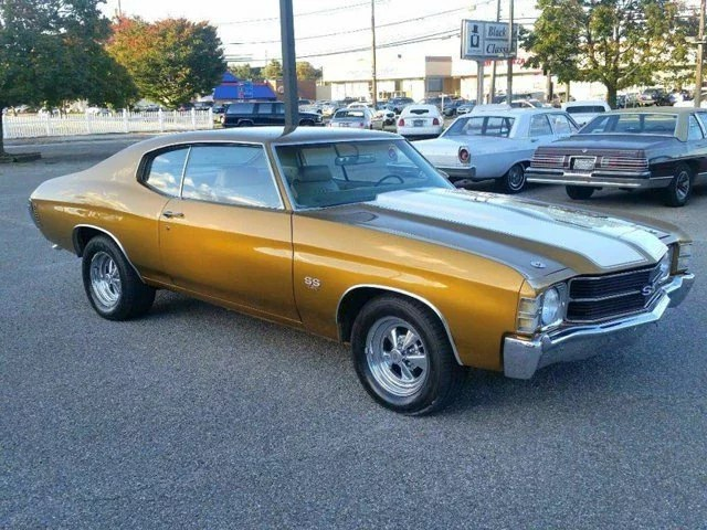 1972 Chevrolet Chevelle Classics for Sale   Classics on Autotrader 1972 Chevrolet Chevelle for sale 100816195