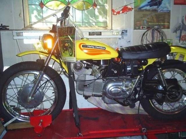 1972 HarleyDavidson Sprint 350 for sale near Cadillac