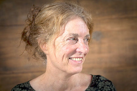 Dyana Wells, mindfulness teacher and author
