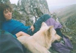 Dyana Wells, tramper