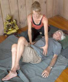 Dyana Wells and Somatic exercises