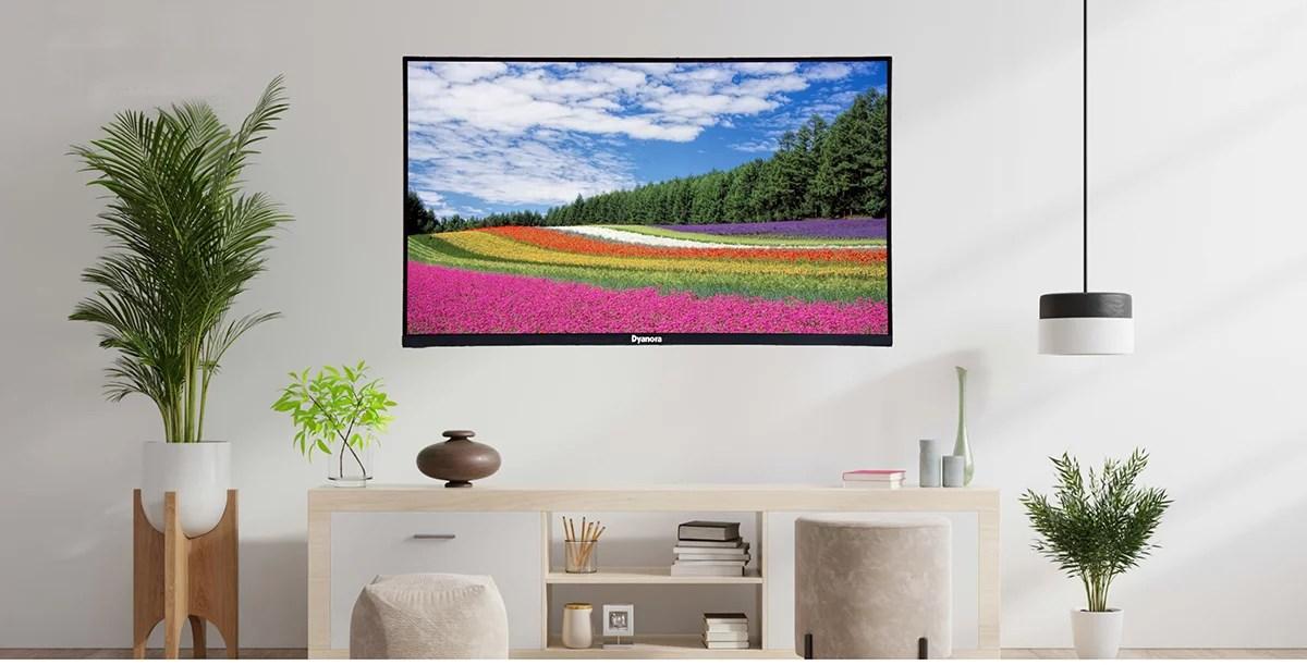 Dyanora Smart Led Tv at Affordable Budget