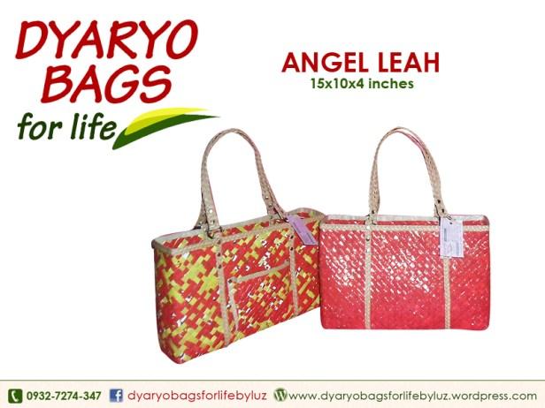 shoppers bags, newspaper bag, dyaryo bag, grocery bag, fashion bag, recycle bag - Dyaryo Bags for Life by Luzviminda Madriñan