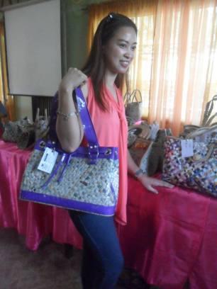 Dyaryo Bags for Life demo