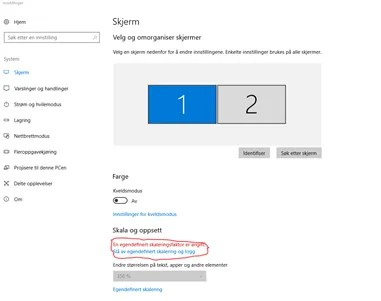 Citrix: Trouble small mouse pointer after Windows 10 Creators Update