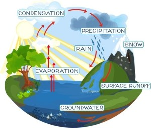 The Water Cycle  Lesson  HelpTeaching