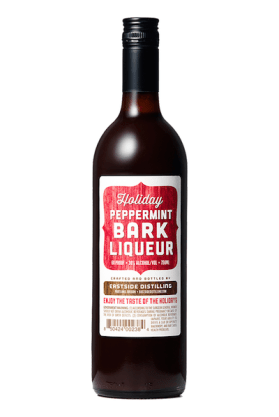 Eastside Holiday Peppermint Bark Liqueur Price & Reviews | Drizly