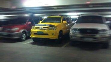 Yellow fortuner
