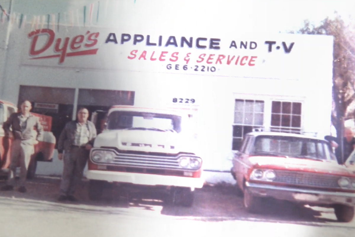 Appliance Service since 1959