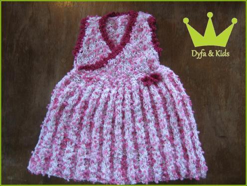 20 - Kleid Drops 13-17 Pompom - 2010