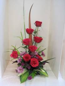 Section 3 Floral Art - Roses