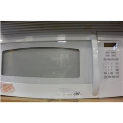 ge spacemaker microwave oven and broan