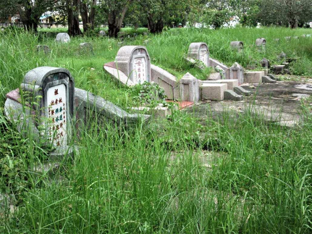Chinese cemetery Bangkok