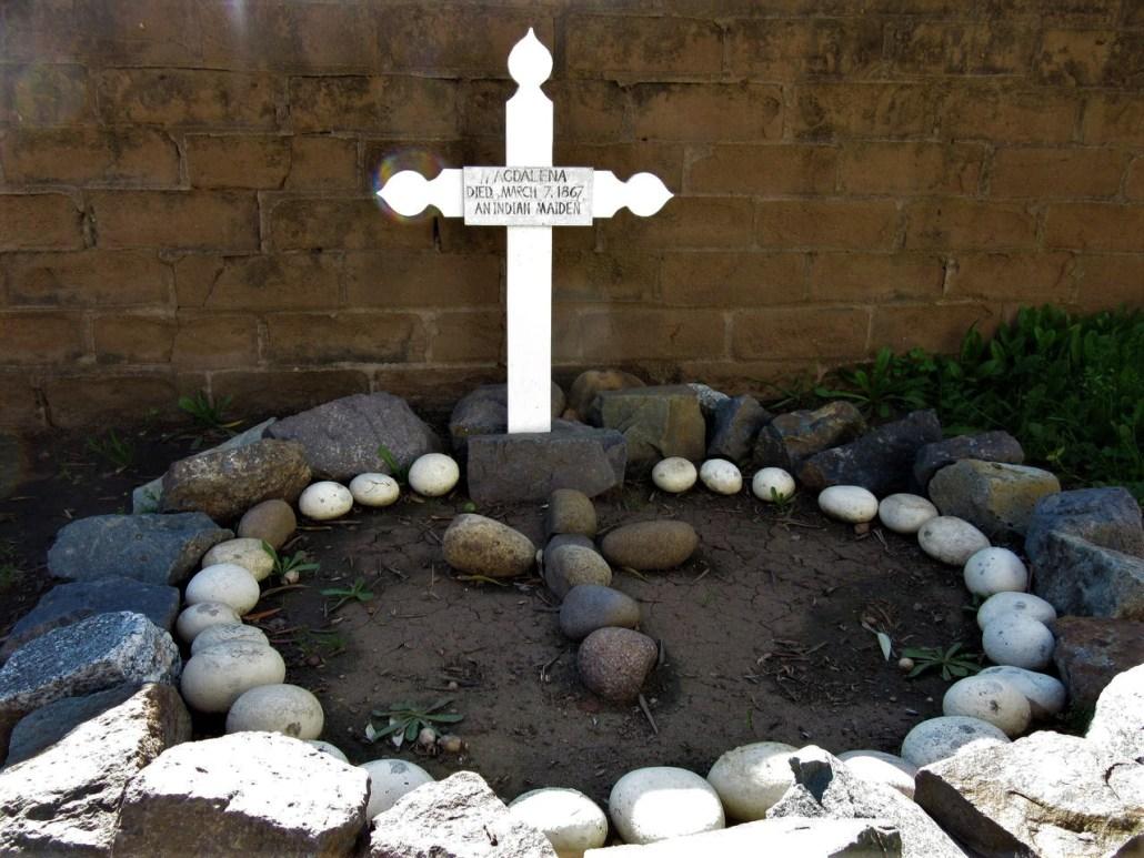 El Campo Santo cemetery in San Diego CA