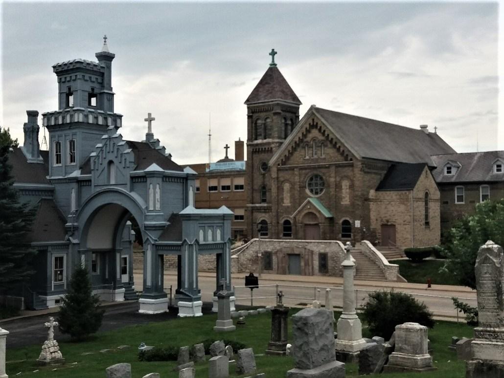 Calvary Cemetery Milwaukee WI