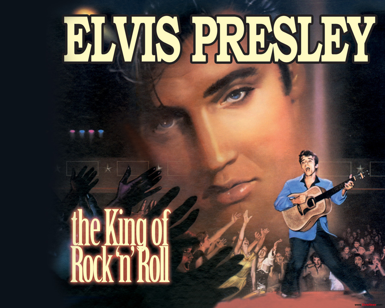 ELVIS PRESLEY — WHAT REALLY KILLED THE KING OF ROCK 'N ROLL