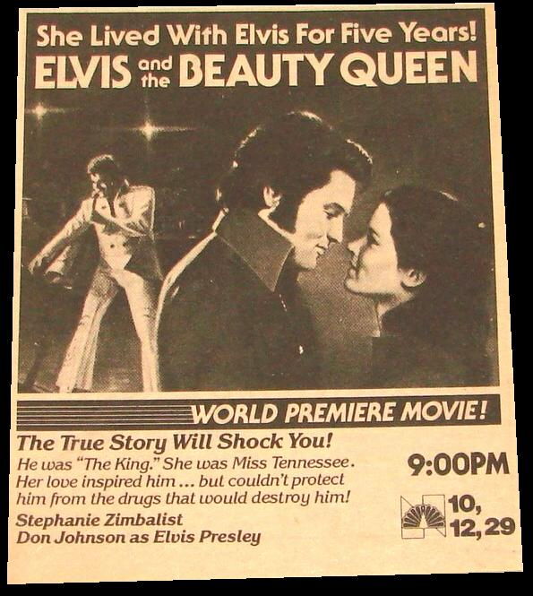 Image result for elvis and the beauty queen tv movie