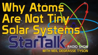NDT atoms not systems