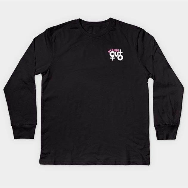 Black Shirt For Kids