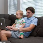 4 Tips on How to Work From Home With a Toddler