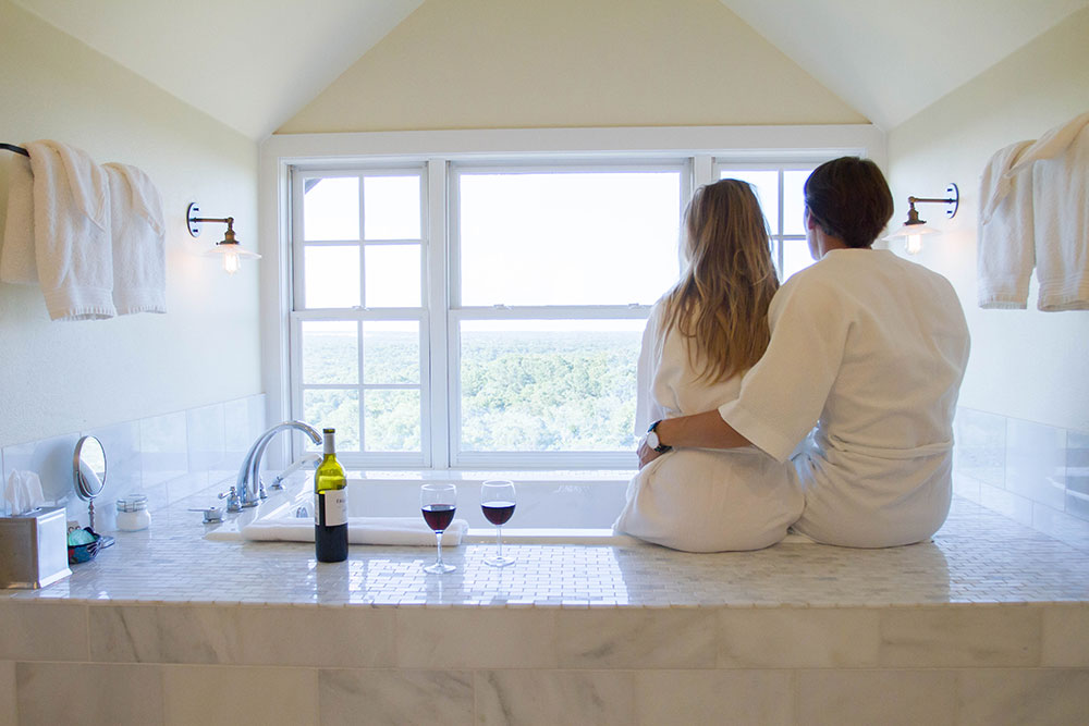 Bathroom - Sage Hill Inn
