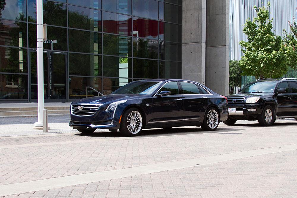 2016 Cadillac CT6 Corner