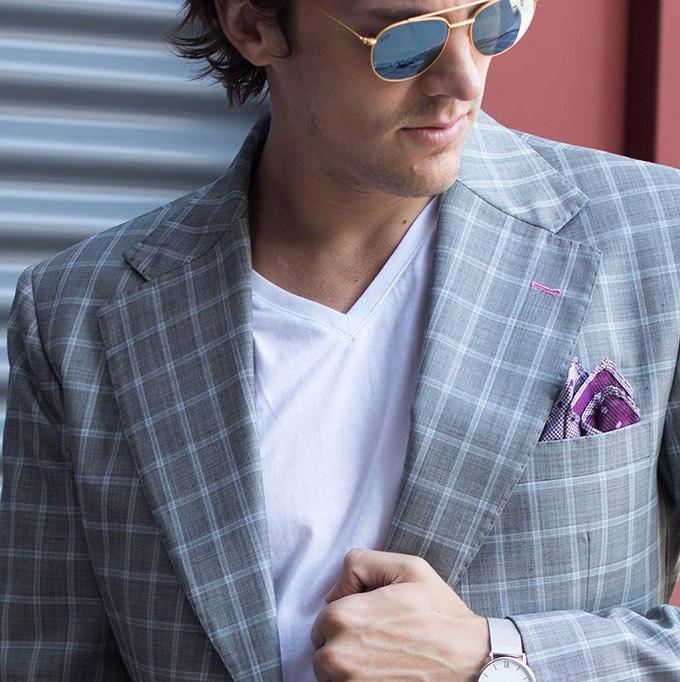 Ross Bennett Suit - Dylan Benjamin