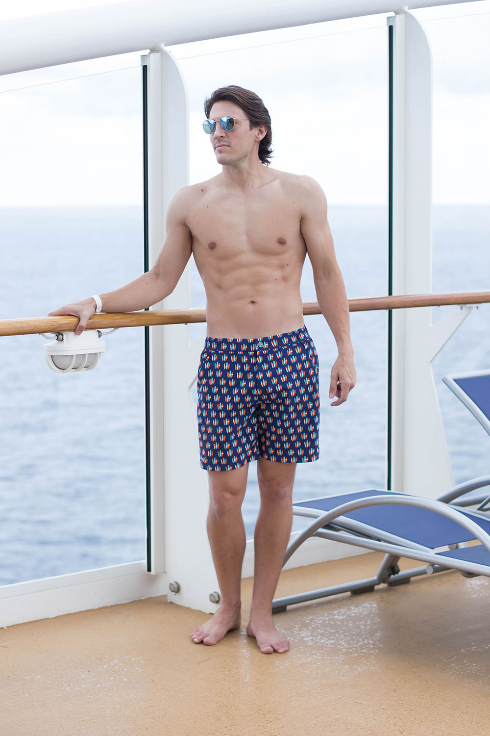 Tom and Teddy Shorts