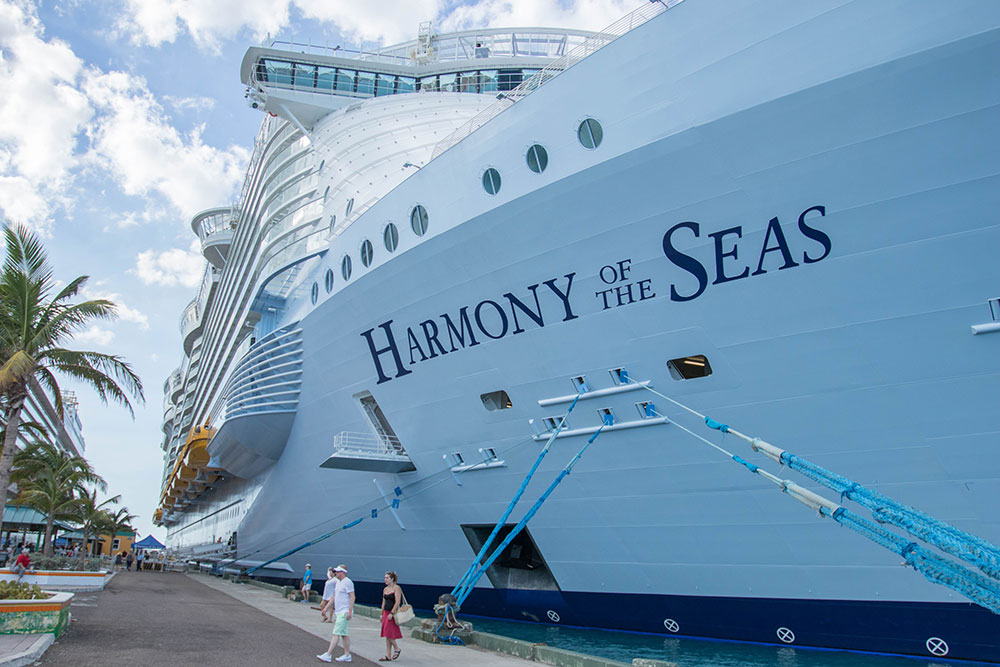 Harmony of the Seas - Largest Cruise Ship Ever
