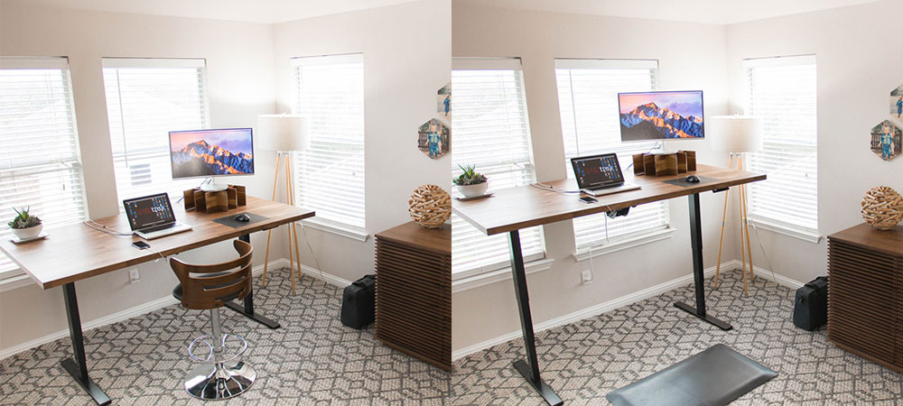 Ideal Home Office Standing Desk 2017 - Men