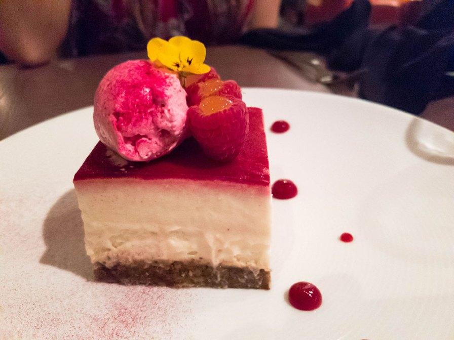 Dessert - Castile - Hotel Zamora - St Pete Beach Florida