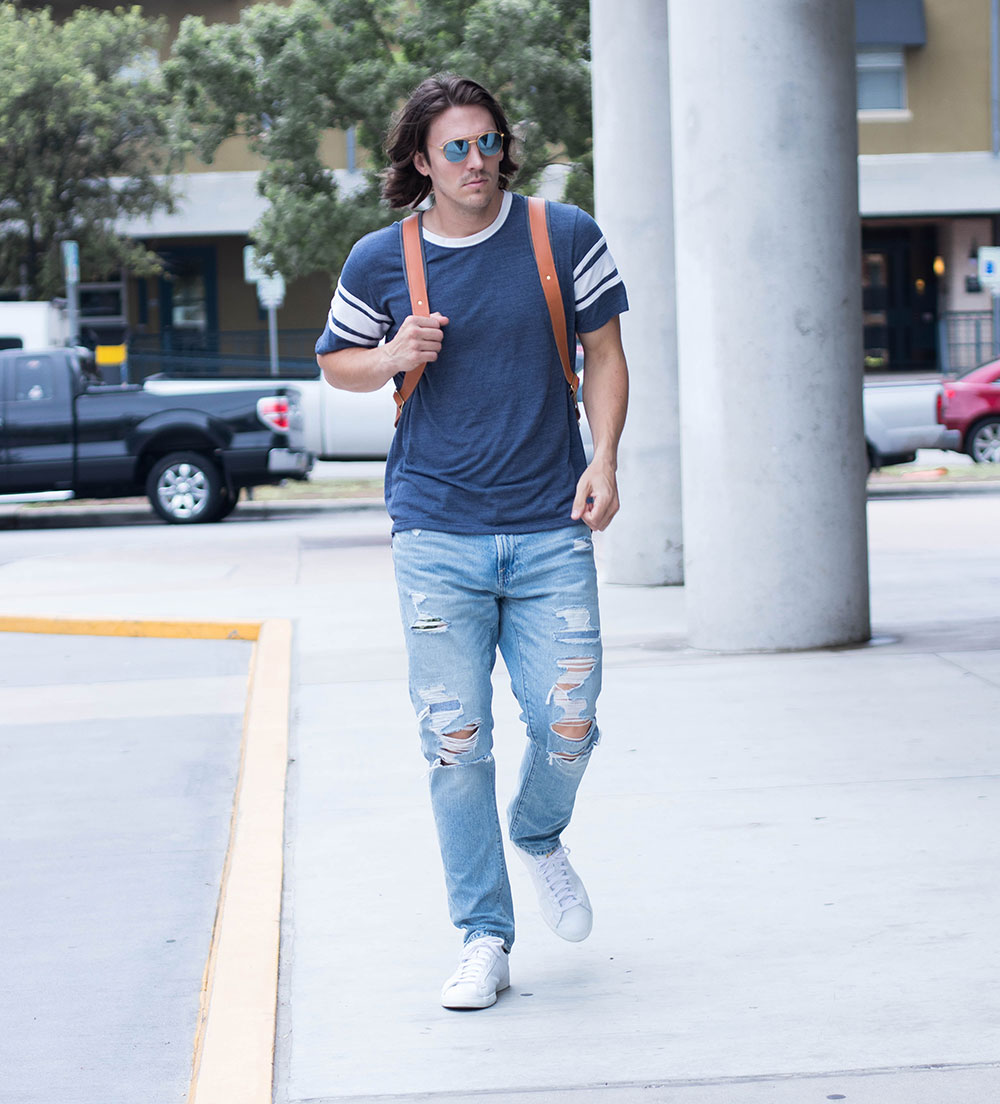Dylanbenjam Instagram Mens Fashion Nordstrom and Breton Backpack