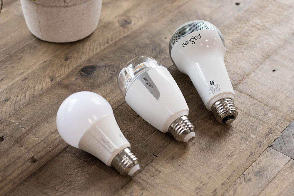 Sengled Element Classic, Element Plus, and Solo Speaker Bulb