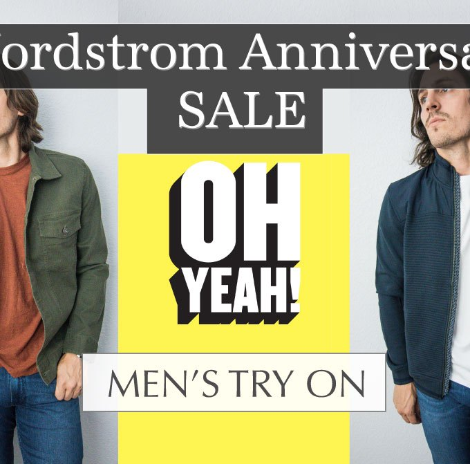Top Men's Picks: 2018 Nordstrom Anniversary Sale