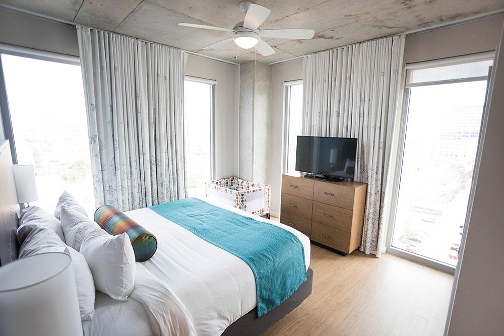 Wyndham Austin Bedroom