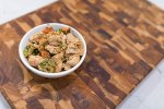 Toasted Sesame Seed Chicken and Brocolli