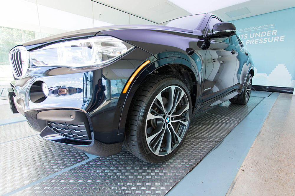 2018 BMW X6 at Carvana