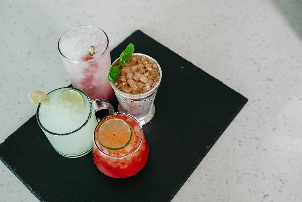 4 Summer Drinks Made with Nugget Ice