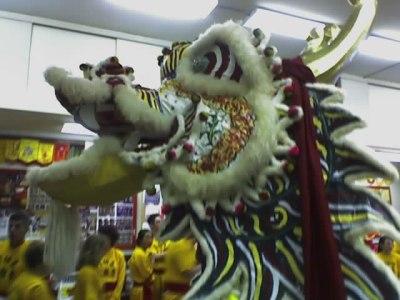 dragon head