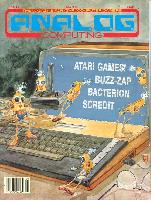 cover of Analog #20, 1984